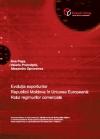 Evoluţia exporturilor Republicii Moldova în Uniunea Europeana: Rolul regimurilor comerciale