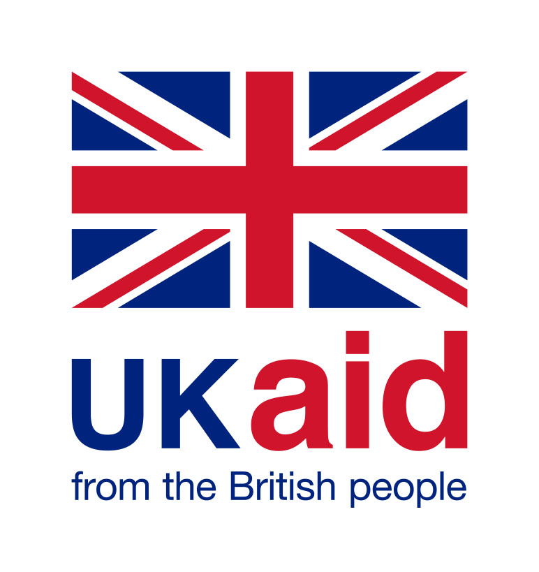 UK Government logos UK AID