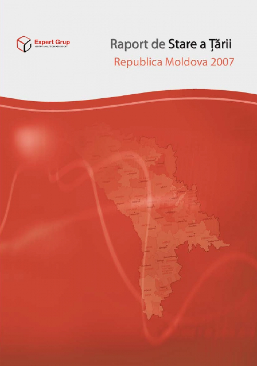 Moldova 2007: State of the country report