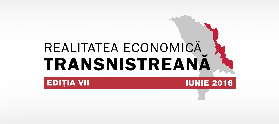 Transnistrian Economic Review, June 2016 (#7)