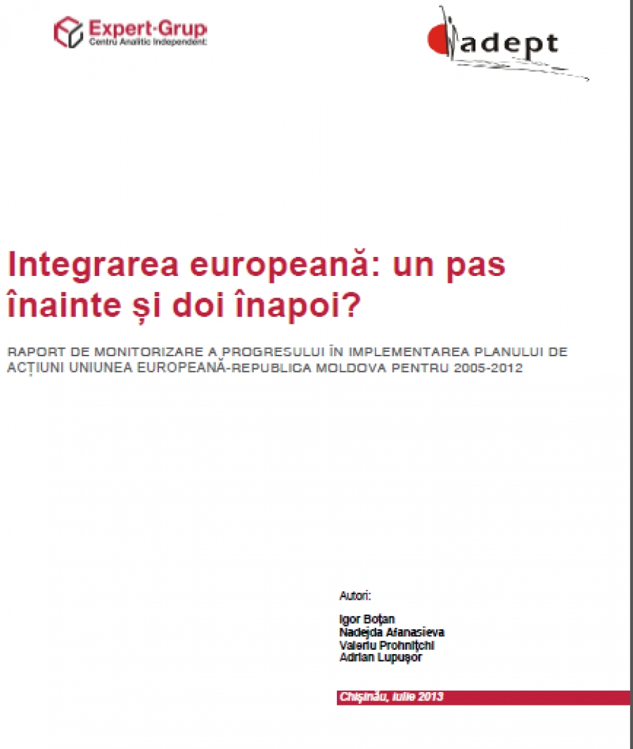 European Integration: One Step Forward and Two Steps Back?