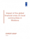 Impact of the Global Financial Crisis on Local Communities in Moldova