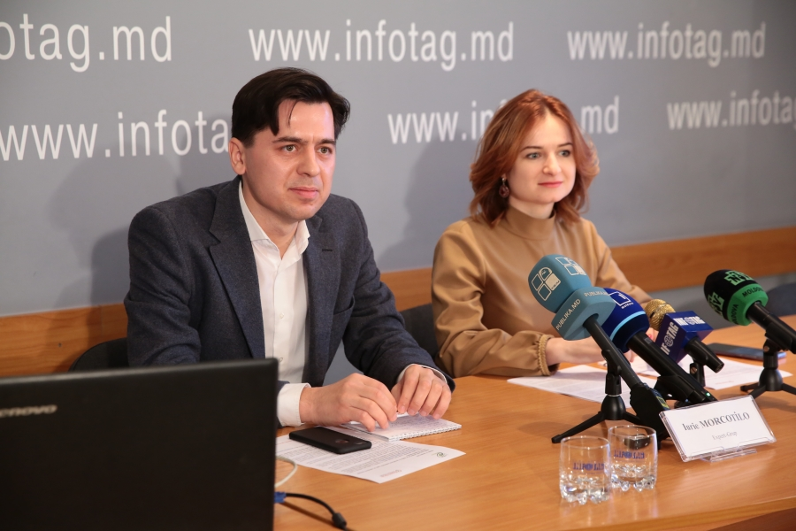 Expert-Grup invites all the citizens to get involved into the process of signaling the problems related to the exploitation of natural resources in the Republic of Moldova