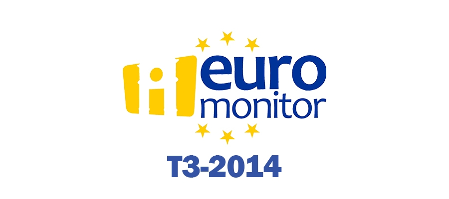 Euromonitor (T3-2014, #33)