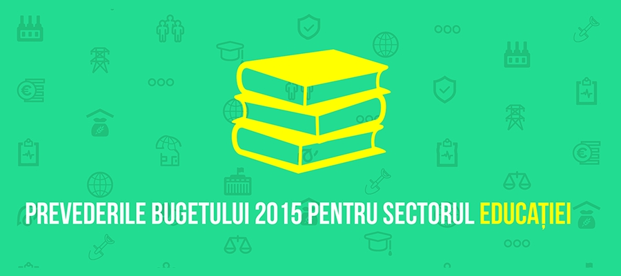 Budget 2015' provisions for the Education sector