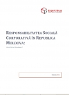 Corporate Social Responsibility in Moldova: What the Government Can Do?