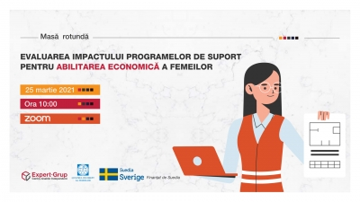 "Round table: ""Assessment of the women economic empowerment support programs"""