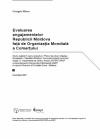 Assessing the Implementation of Commitments of Moldova as WTO Member