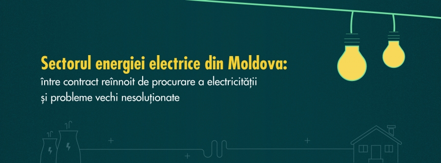 Moldova's electricity sector: between the renewed electricity supply contract and unresolved old issues
