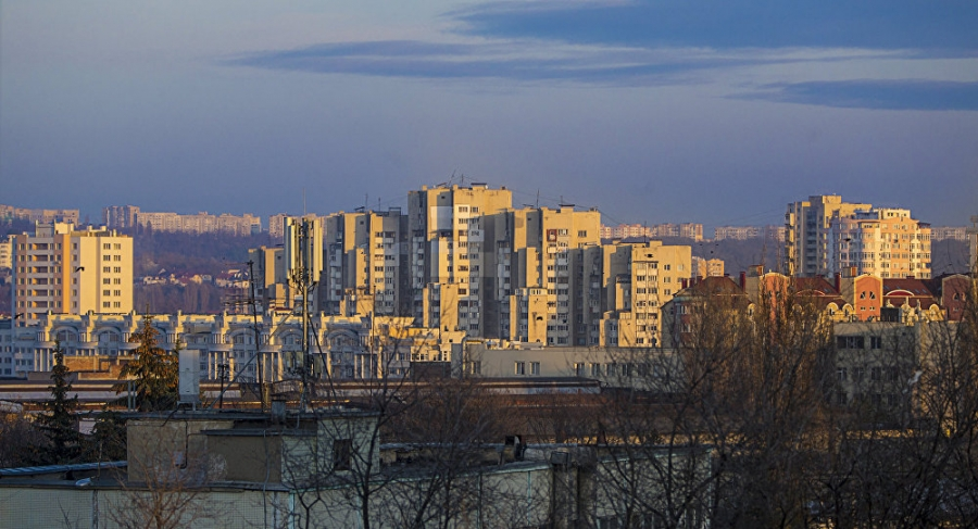 Informal Economy. What is the cost of real estate lease in the Chisinau city?