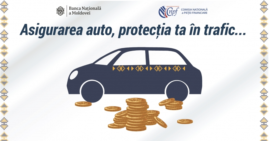 "Financial Literacy Campaign ""Give sense to money"": auto insurance"
