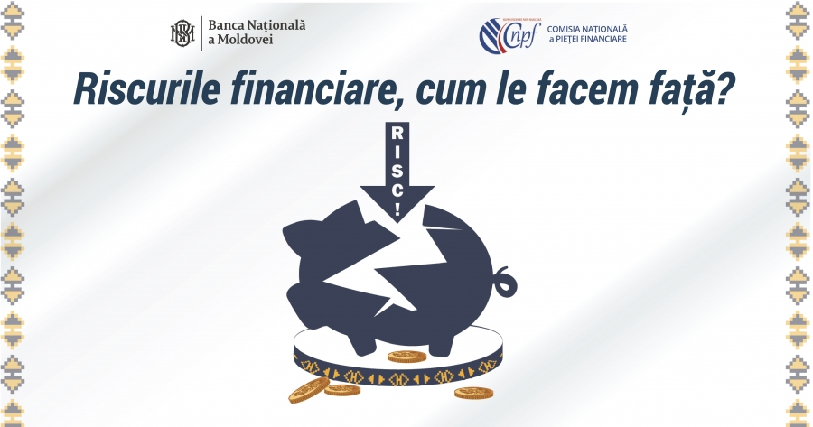 "Financial Literacy Campaign ""Give sense to money"": financial risks"