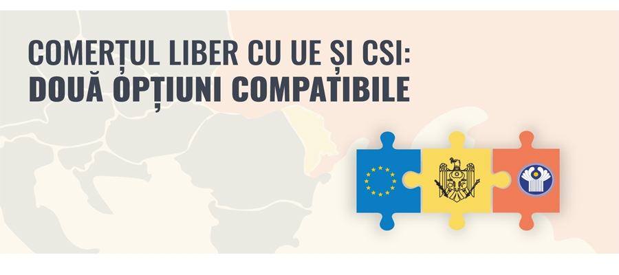 EU and CIS Free Trade Area are compatible