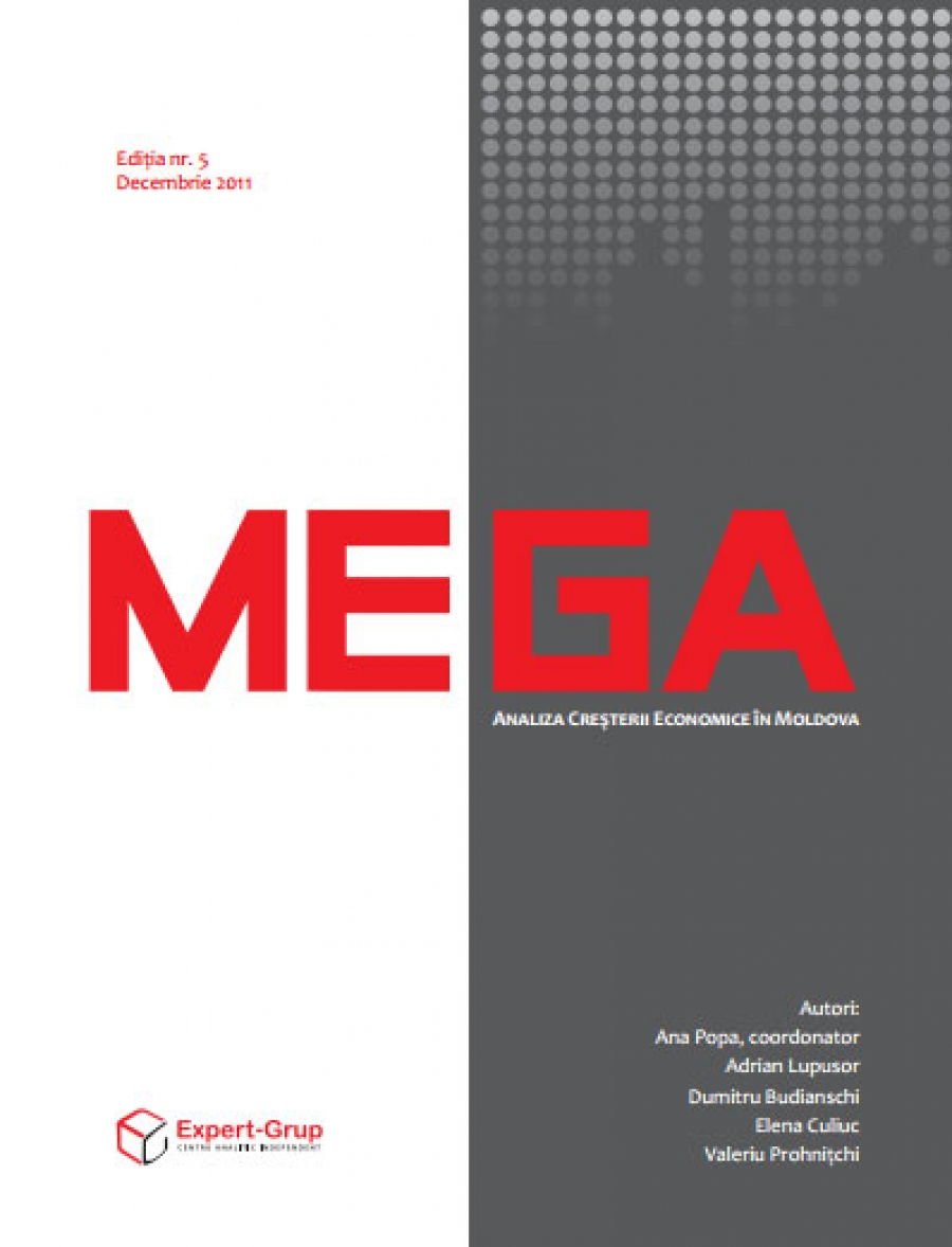 MEGA - Moldova Economic Growth Analysis, nr. 5 - 2011
