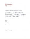Analytical Study on Optimal Administrative-Territorial Structure for Republic of Moldova