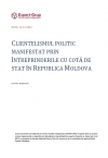 The Political Clientelism Manifested Through State-Owned Enterprises in the Republic of Moldova