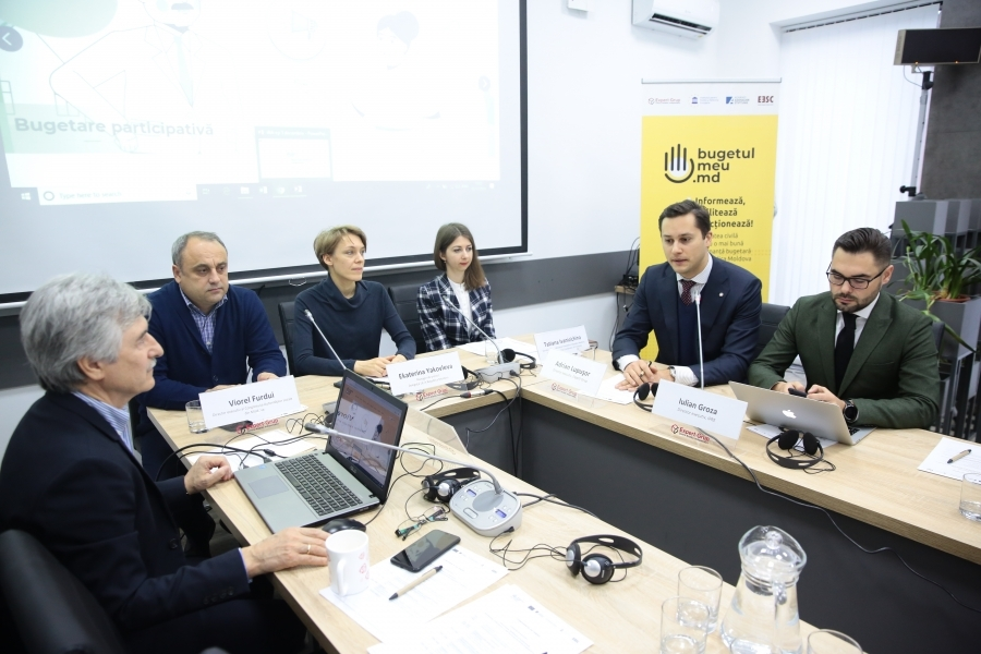 A new initiative supported by the European Union has been launched in order to strengthen the cooperation between the civil society and local public authorities for a better budgetary governance in the Republic of Moldova