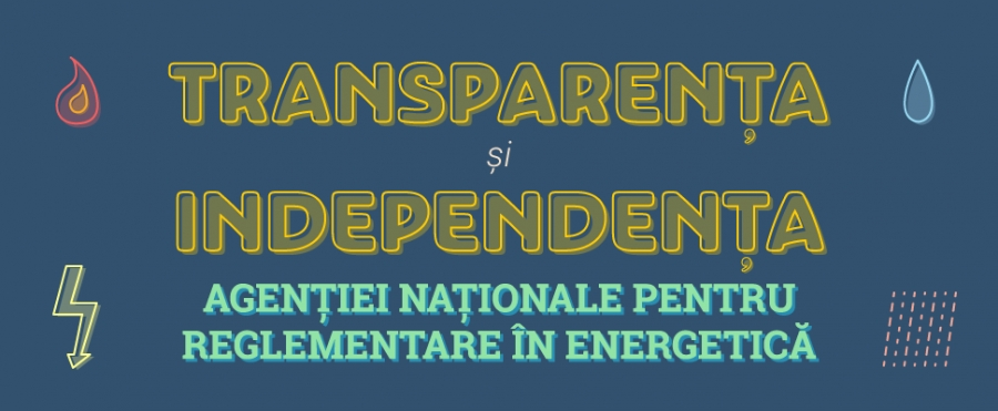 (Infographic) Transparency and Independence of ANRE