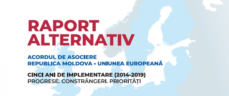 Shadow Report: 5 years of implementation of Association Agreement Republic of Moldova and European Union (2014-2019)