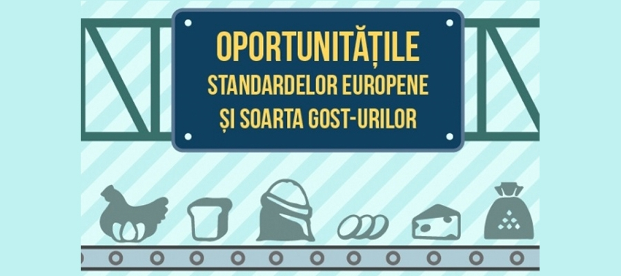 Adoption of European Standards and the Situation in the Agri-food Sector: Challenges and Opportunities