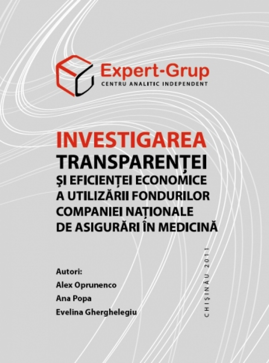 Investigation of Transparency and Economic Efficiency in the Use of the National Health Insurance Company's Funds
