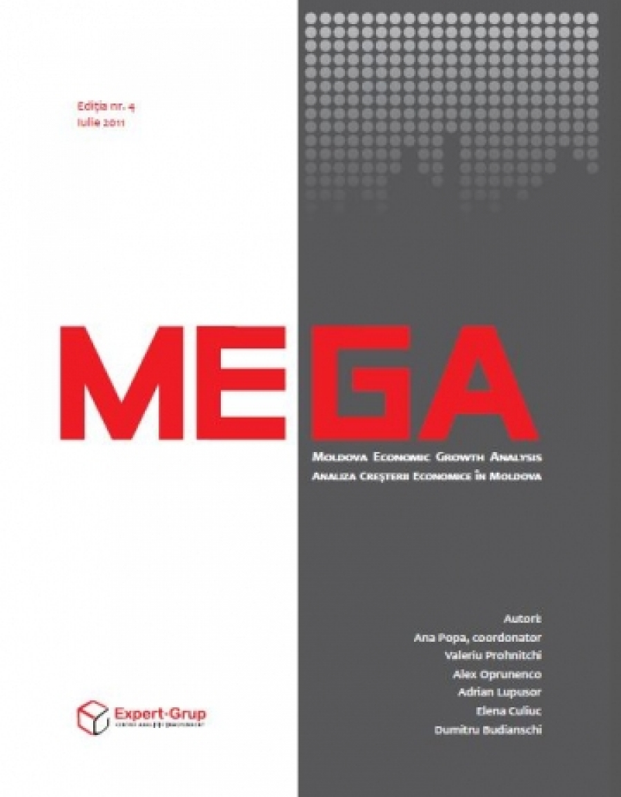 MEGA - Moldova Economic Growth Analysis, no.4, 2011