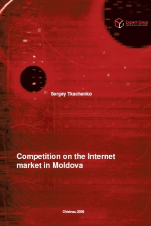 Competition on the Internet Services Market in Moldova