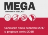 MEGA, XVIIth edition: Conclusions of the economic year 2017 and forecasts for 2018