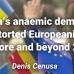 Democratizarea anemică a Republicii Moldova și europenizarea deformată: înainte și după 2020